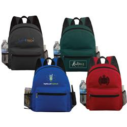 Callugar School Style Backpack with custom imprint