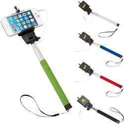 Promotional Wire Selfie Sticks