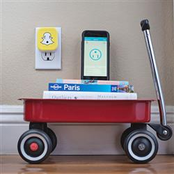 Socket2me Custom Smart Plug by Origaudio with your full color imrpint