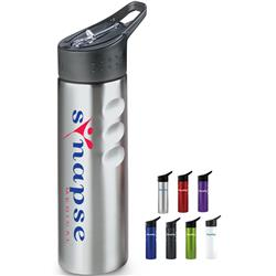 G-Storm Stainless Steel Bottle with custom imprint