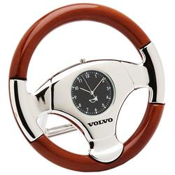 Steering Wheel Desk Clock
