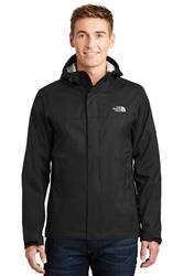 The North Face® DryVent™ Rain Jacket custom embroidered with your logo