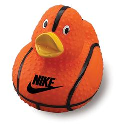 Basketball Promotional Rubber Ducks