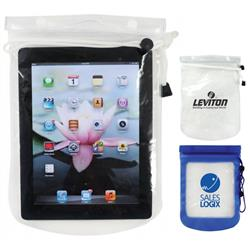 Waterproof Tablet Pouch & iPad Pouch with custom logo