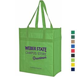 Y2K Tote Bags with Inserts - great for grocery or affordable trade show bags