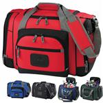 24 Can Convertible Cooler Duffel Bags with your Promotional Logo in Colors