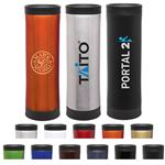 Americano Promotional Travel Mugs - Vacuum Insulated, Double Walled