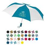 Barrister Auto-Open Folding Umbrellas