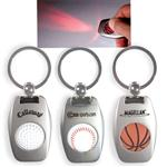 Basketball, Baseball and Golf Shaped Keylights