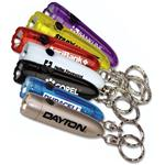 Bullet Flashlights with Key Chain
