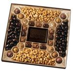 Chocolate & Nuts Custom Gift Box - Large