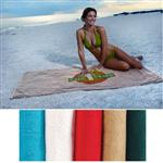 "Classic Collection Plush Beach Towels 35"" x 70"" 22 lbs/doz"