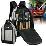 Deluxe BBQ Backpack Sets