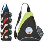 Cutie Patootie Custom Sling Backpacks