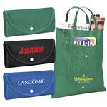 Folding Custom Tote Bag