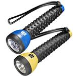 Garrity® Flashlights 2AA G-Tech Rubber Grip
