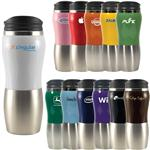 Maui Fusion 15 oz. Promotional Tumblers, Custom Travel Mugs