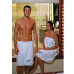 Mens Spa Wrap Custom Towels