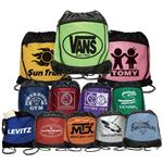 Metro Drawstring Backpack Bags