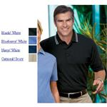 Port Authority Pima Select Sport Shirts with Trim