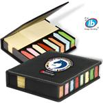 Ultimate Custom Sticky Book, Promotional Sticky Note and Flag Book