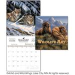 Wildlife Art Executive Promotional Calendars