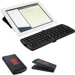 Bluetooth Folding Keyboard with Custom Imprint