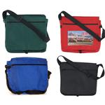 Full Color Custom Messenger Bags and Promotional Messenger Bags