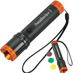Burst Dual Output Flashlight with Cree LED Bulb
