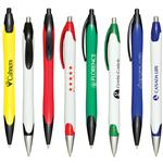 Carley Promotional Pens with free setup.  Custom Carley pens.