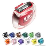 Clearview Pedometer with your custom promotional logo