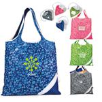 Latitude Impact Custom Folding Tote Bags, Folding Promotional Shopping Totes