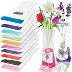 Custom Flexible Vases, Promotional Flexi-Vase with Corporate Logo