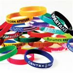 Custom Wrist Bands & Awareness Bracelets Silicone