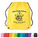 Custom Drawstring Backpacks, Backsacks and Promotional Bags
