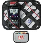 elleven Custom Tech Trap, Promotional Technology Holder for Phones, MP3, iPods, Cords and More