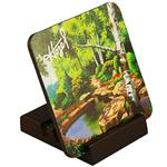 Full Color Custom Cork Coaster Sets
