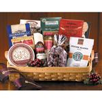 Lasting Impression Custom Corporate Gift Basket, Promotional Gift Baskets