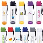 25 oz promotional water bottle with logo- BPA free