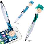 MopTopper™ Screen Cleaner with Stethoscope Stylus Pen