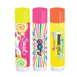 Neon Cap Lip Balm with custom full color label