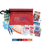 Outdoor Custom First Aid Kits with custom fill
