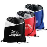 Pennant Promotional Drawstring Bags and Backpacks