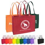 Wide Custom Grocery Tote Bags