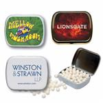 Small Mint Tin Custom Logo Made in USA