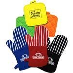 Promotional Oven Mitts and Custom Pot Holders