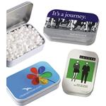 Rectangular Micromints Mint Tins with a Full Color Imprint or Direct Print