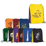 Rival Custom Team Drawstring Backsacks and Bags