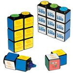 Rubik's® Highlighter Set with Magnets, Rubik's Cube Highlighters