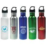 Quest Custom Stainless Steel Bottles